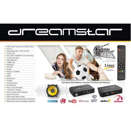 Dreamstar Master İp tv