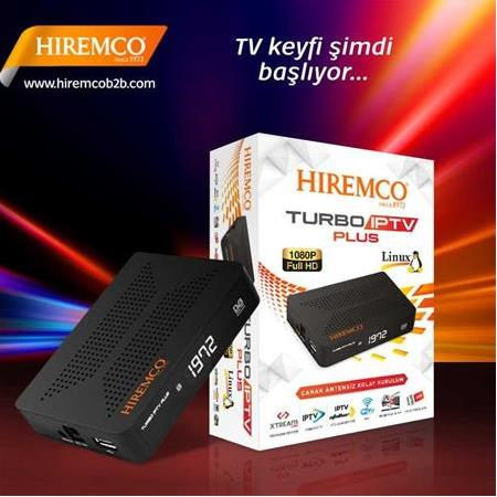 Hiremco GT Turbo İptv