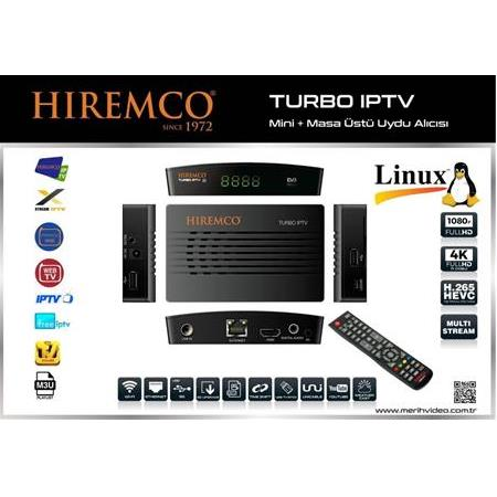 Hiremco Turbo İptv