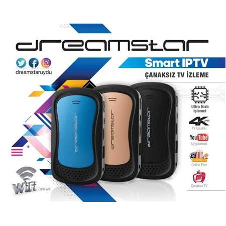 Dreamstar Smart İp tv