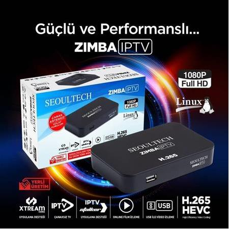 Hiremco Seoultech Zımba İp Tv
